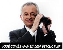 José Covès rejoint l'équipe Betclic Turf