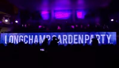Garden Party et programme de choix à Longchamp pour le 14 juillet